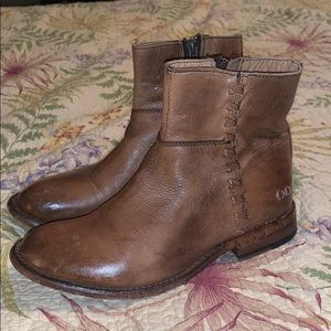 BED STU Leather boots